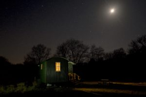 An amazing place to see the stars in the Brecon Beacons National Park.